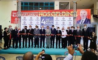 Denizli Büyükşehir Belediyesi 4. Kitap Fuarı açıldı
