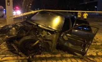 Denizli'de 1 haftada 142 trafik kazası meydana geldi