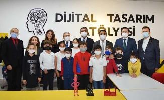 Denizli'de 'Bütünleştirici Bilim ve Sanat Eğitimi' projesi hayata geçirildi