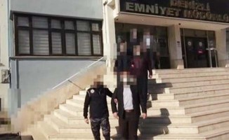 Denizli'de FETÖ operasyonu: 15 tutuklama