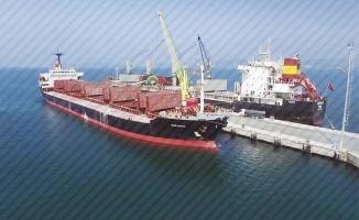 Denizli'de ihracat 35,7, ithalat 1,1 arttı