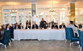 DSO Meclisinin gündemi 'Dünyanin Ekonomik Görünümü Raporu' oldu
