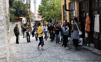 İTÜ'nün mimar adayları, Buldan'ın kültür mirası evlerini inceledi