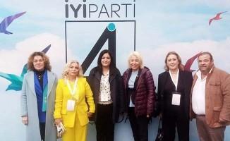 İYİ Parti 4'üncü kuruluş yıl dönümünü kutladı