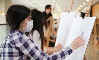 Merkezefendi'de Akademik resim kursu yeni dönem kayıtları başladı