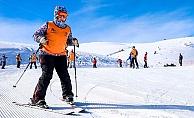 Ege'nin incisi Denizli Kayak Merkezi