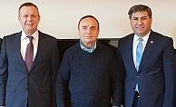 Zafer Katrancı'dan Denizlispor'a 100 bin TL bağış