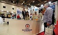 EMITT'de Denizli turizmine yoğun ilgi