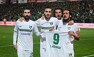 Horoz, Altınordu'yu tek golle geçti: 1 - 0