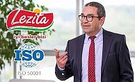 Lezita ISO 50001 belgesine hak kazandı