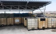 13 ton kaçak akaryakıt ele geçirildi