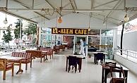 Çameli'de kahvehaneler dezenfekte edildi