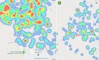 Denizli#039;nin koronavirüs haritasında riskli alan sayısı artıyor
