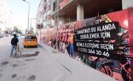 Anademir İnşaat'tan sokak sanatçılarına çağrı