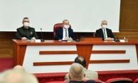 İl Umumi Hıfzıssıhha Meclisi Kısmi Kapanma tedbirlerini açıkladı