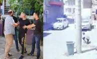 Kaçmaya çalışırken yakalanmıştı; Kentin göbeğinde silahlı çatışma görüntüleri ortaya çıktı