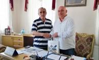 Müzeye dönüşen eski cezaevini 42 yıl sonra ziyaret etti