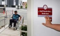 Aile ve Sosyal Hizmetler İl Müdürlüğü binasına 'Erişilebilirlik' belgesi