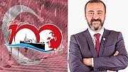 """""""Türk genci, Cumhuriyet'in yılmaz bekçisidir"""""""
