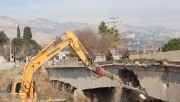 Menderes Köprüsü yenileniyor
