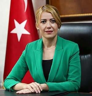 Şeniz Doğan - Merkezefendi Belediye Başkanı