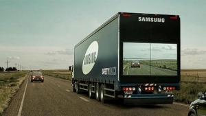 Samsung Güvenlik Tırları