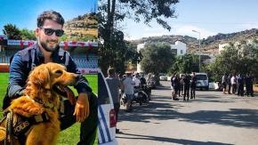 Denizlili  polis memuru Bodrum'da çıkan çatışmada şehit oldu