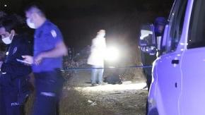 Denizli'de boş arazide erkek cesedi bulundu
