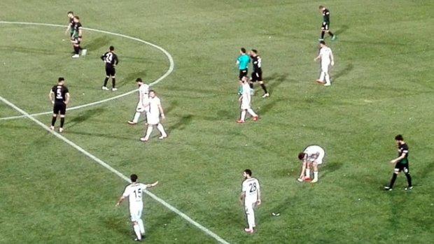 Yine son dakika golü: 3-2