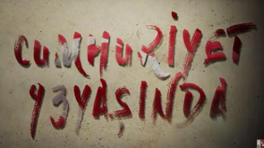 Türk Silahlı Kuvvetleri'nden Cumhuriyet videosu