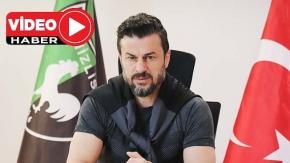 """Ali Tandoğan: """"Denizlispor'u ayakta tutmaya geldik"""""""