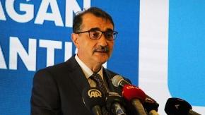 Bakan Dönmez: Türkiye Petrolleri ve BOTAŞ'ın satılması söz konusu değildir