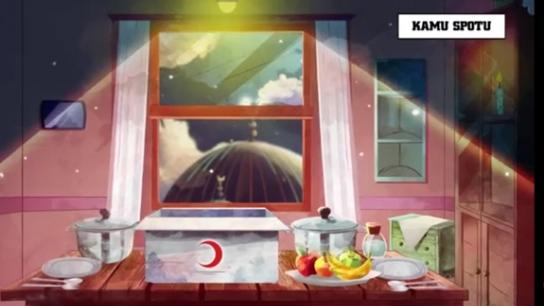 """Kızılay """"Ramazan'da Bu Hilalin Altında Buluşalım"""""""