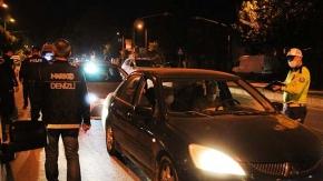 Denizli'de 400 polisle Narko Alan Operasyonu