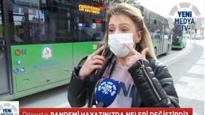 Pandemi bitince ne yapacaksınız?