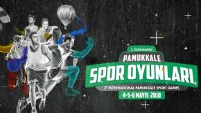Pamukkale Spor Oyunlarının 2'ncisi başlıyor