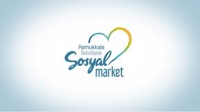 Pamukkale Belediyesi Sosyal Market